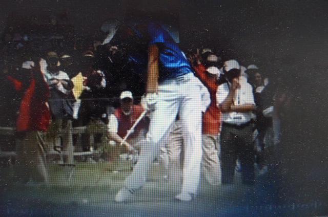 PGAツアー屈指の飛ばし屋 ダスティン・ジョンソン
