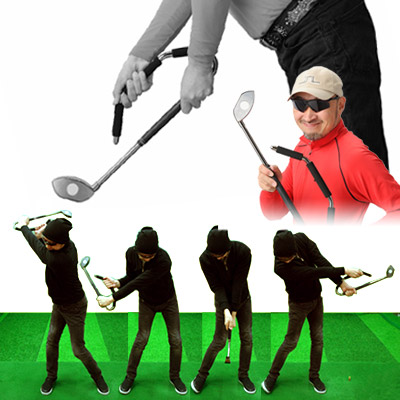 ゴルフの竪琴